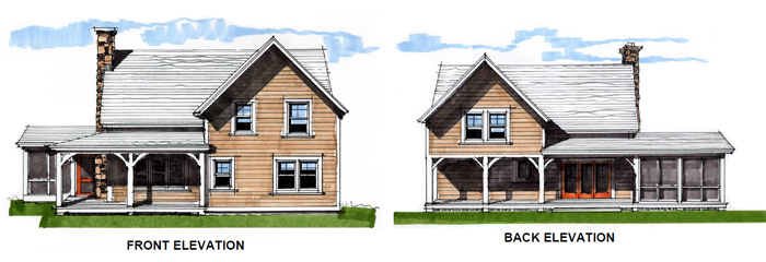 Rendering of The Linville