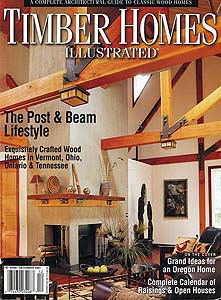 Timber Homes Illustrated – December 2001 issue