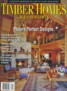 Timber Homes Illustrated – February 2002 issue
